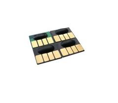 Чип для картриджей HP 72 130мл 6 цветов (авто-обнуляемый)