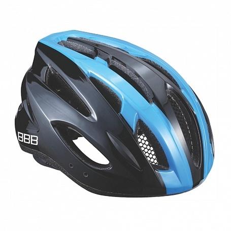 Летний шлем BBB Condor черный/синий