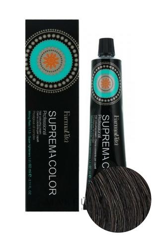 Крем-краска 5.35 Светло-каштановый шоколадный, Suprema Color, Farmavita,