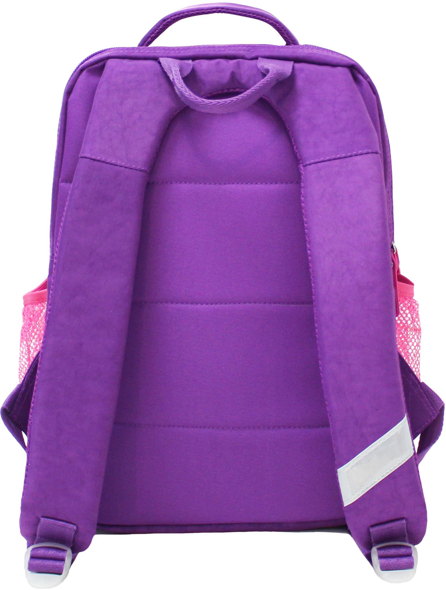 Рюкзак школьный Bagland Школьник 8 л. 339 фiолетовий 58 д (00112702)