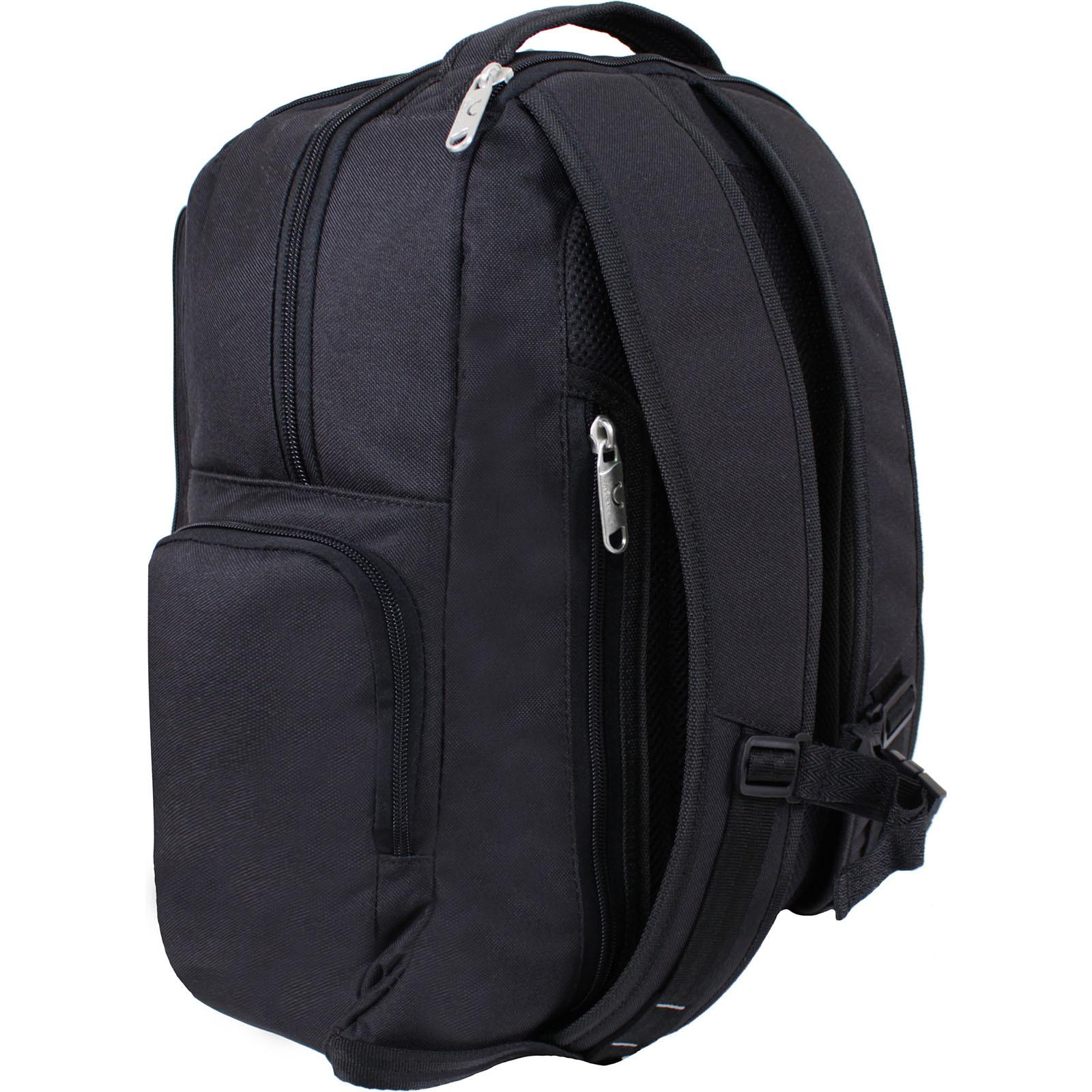 Рюкзак для ноутбука Bagland Техас 29 л. Чёрный (00532662)