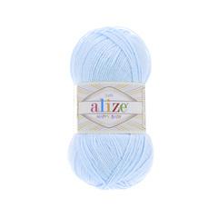 183 светло-голубой