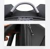 Рюкзак антивор с кодовым замком ARCTIC HUNTER B00208 USB Черный