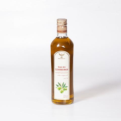 Масло оливковое 500 мл