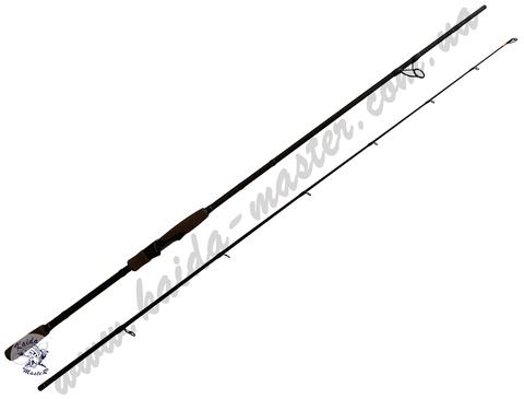 Спиннинг Kaida Victory 2,4 метра, тест 50-100 гр