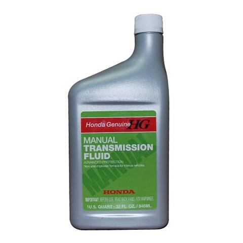 HONDA MTF Масло трансмиссионное МКПП (пластик/США)