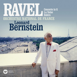 Orchestre National De France, Leonard Bernstein / Ravel: Concerto In G, La Valse, Bolero (LP)