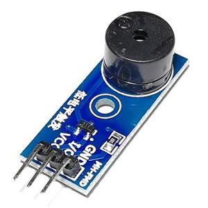 Модуль с пассивным звуковым излучателем