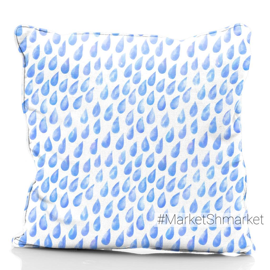 Акварельный дождь