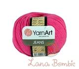 Пряжа YarnArt Jeans 59 фуксия