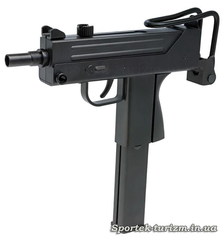 Пістолет пневматичний KWC Mac 11, газобалонний