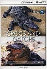 Crocs and Gators Bk +Online Access