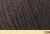 Пряжа Fibranatura RENEW WOOL 108 (коричневый)