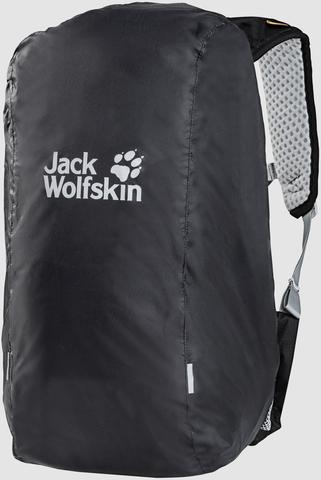 Картинка чехол от дождя Jack Wolfskin Raincover 40-60L phantom - 1