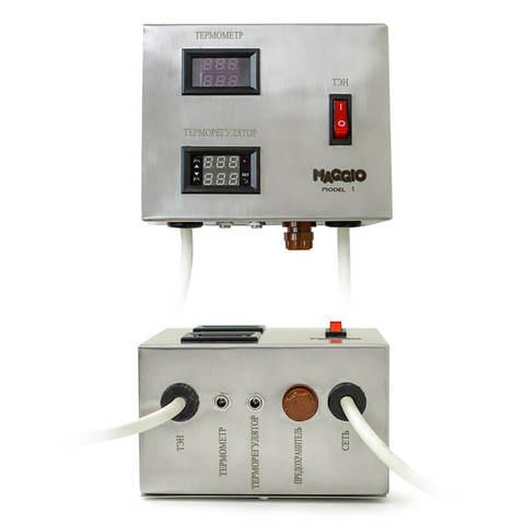 Пастеризатор Maggio Hobby 40.2 с выносным пультом и цифровым дисплеем, фото
