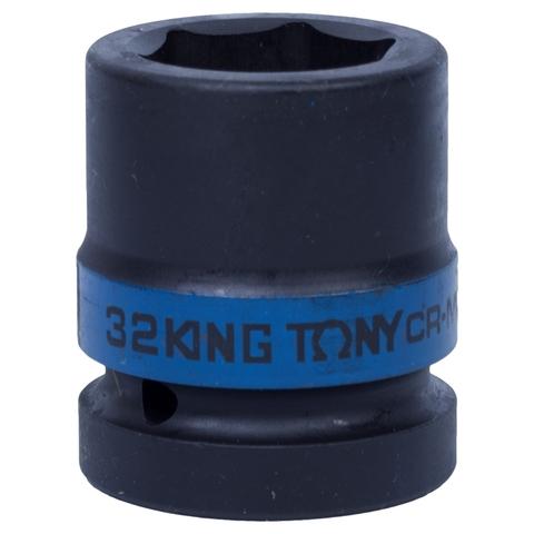 KING TONY (853532M) Головка торцевая ударная шестигранная 1