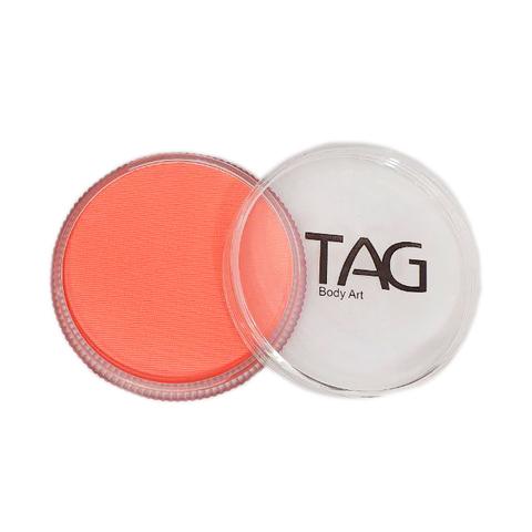 Аквагрим TAG 32гр неоновый коралловый