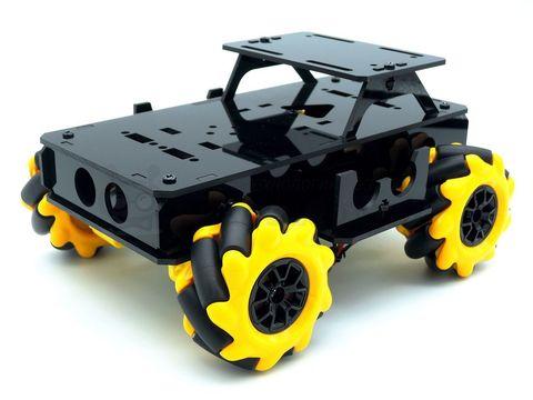 Шасси Omni-Mecanum 4WD