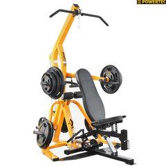 Силовой тренажер Powertec Lever Gym TM WB-LS14, цвет желтый