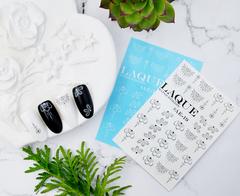 Слайдер дизайн #АЕ-19 черный