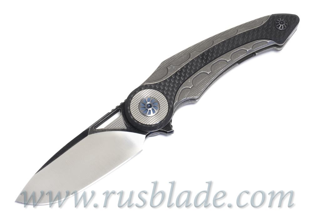 CKF/Grabarski Grzegorz (Kombou) BRAGGA knife - фотография