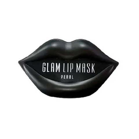 Beauugreen  Hydrogel Glam Lip Mask Pearl Патчи для губ с экстрактом жемчуг