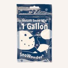 Снег для слайма SnoWonder 20г - 0,6 галлона