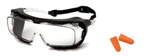 Защитные очки Pyramex Cappture (S9910STMRG)