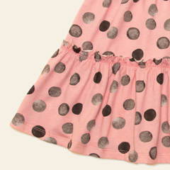 Детское женское пляжное платье E21K-54E102