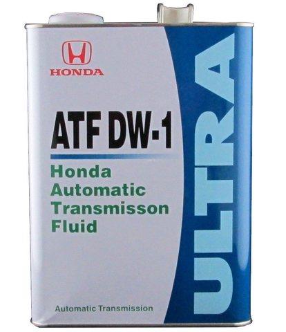 HONDA ULTRA ATF DW-1 Жидкость трансмиссионная АКПП (Япония)