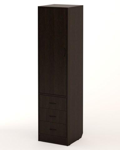 Шкаф-пенал П-01 венге