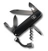 Нож Victorinox Spartan PS, 91 мм, 13 функций, чёрный, с темляком