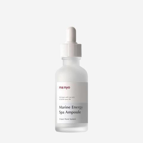 Купить Manyo Factory MARINE ENERGY SPA AMPOULE - Питательная сыворотка с экстрактом водорослей