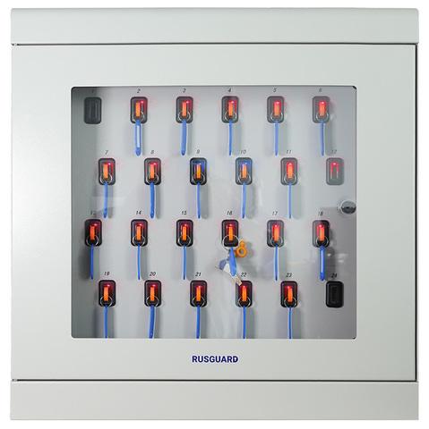 Электронная ключница RusGuard KeyKeeper-24