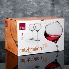 Набор из 6 бокалов для вина Celebration, 760 мл, фото 3