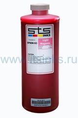 Пигментные чернила STS для Epson 7890/9890 Light Magenta 1000 мл