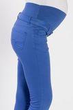 Брюки для беременных 02815 синий