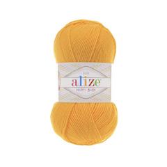 216 темно-желтый