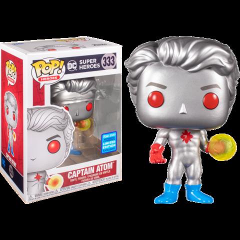 Фигурка Funko Pop! Heroes: Captain Atom (Excl. to WonderCon)