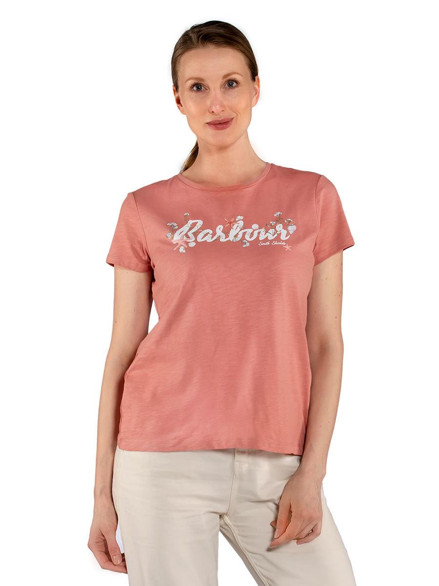 Barbour футболка Folkestone Tee LTS0492/PI34