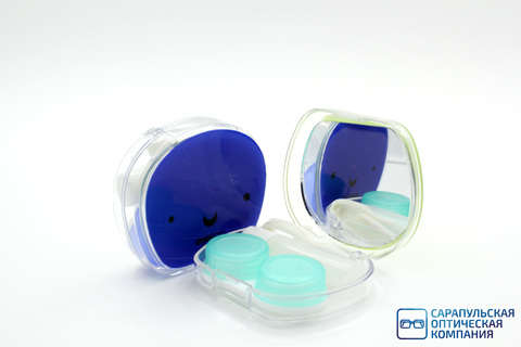 Набор дорожный для мягких контактных линз EYE KAN 8107
