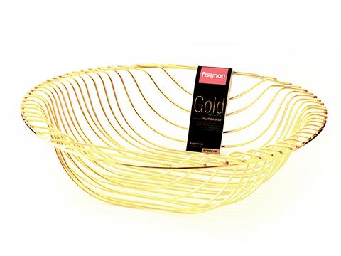 8937 FISSMAN Gold Корзинка для фруктов,  купить