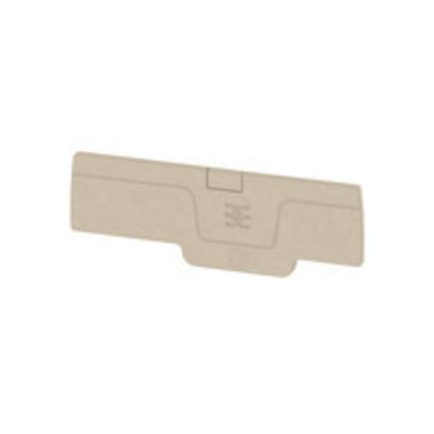 Торцевая пластина AEP PGTB 1.5 4C/2