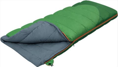 Летний спальный мешок Alexika Siberia
