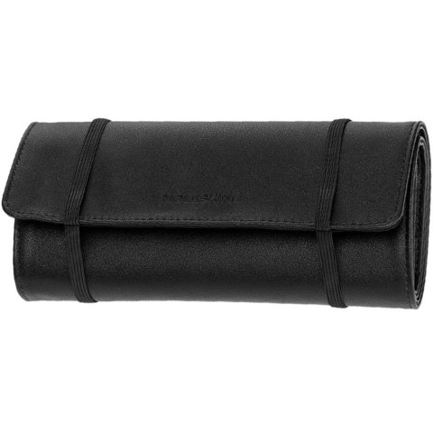 Органайзер для аксессуаров Moleskine ID Tool Roll эко-кожа черный