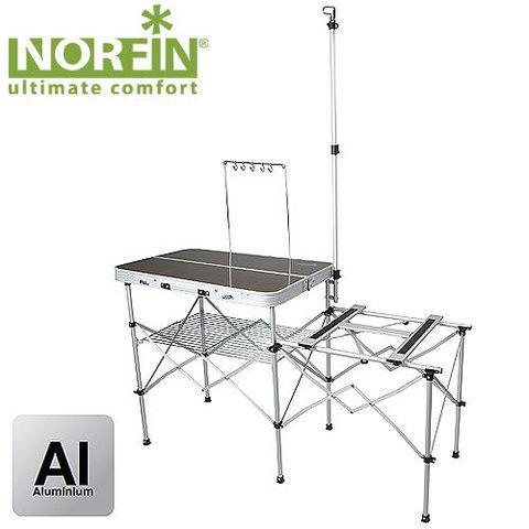 Стол кемпинговый складной NORFIN Syndle