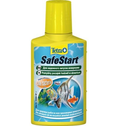 Tetra Safe Start бактериальная культура для запуска аквариума 100мл