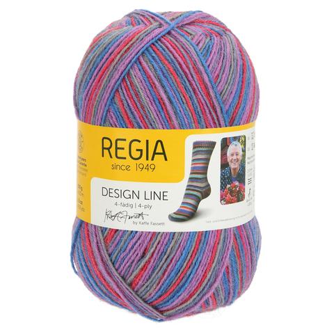 Regia Design Line by Kaffe Fasset 3865