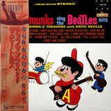 The Chipmunks ‎/ The Chipmunks Sing The Beatles' Hits (LP)