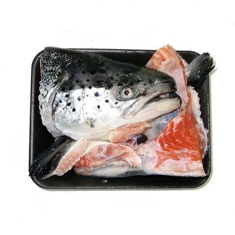 Суповой набор ( лососевый ) 1 кг.